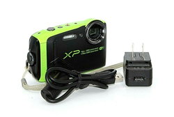 Picture of Used | Fujifilm FinePix XP90 Waterproof Digital Camera (Lime) | 1111 | 2065