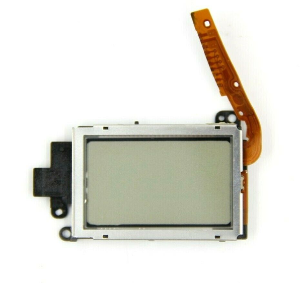 Picture of GENUINE Nikon D70 Top Cover LCD Assembly Repair Part