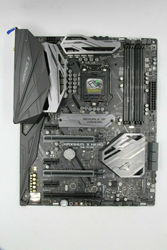 Picture of Untested! ASUS ROG MAXIMUS X HERO (WI-FI AC) Z370 Intel LGA 1151 ATX Motherboard