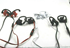 Picture of BROKEN 4 Pcs Beats by Dr. Dre Powerbeats3 Wireless Ear-Hook Headphones #1105, Picture 1