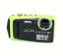 Picture of Fujifilm FinePix XP120 16.4MP Digital Camera (Lime) - For Parts or Repair #1103