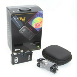 Picture of Broken Thermal Imaging Camera Flir One Pro - Android