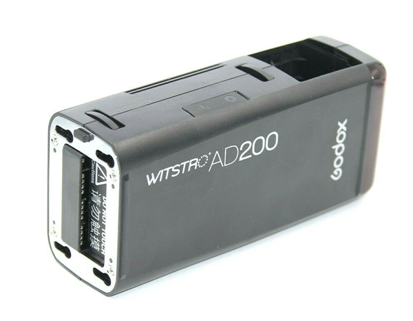 Picture of Broken Godox AD200 200ws High Speed Sync Flash Built-in 2.4g Wireless