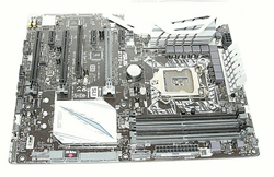 Picture of Broken Asus Z170A Skylake Intel Motherboard