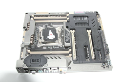 Picture of Broken Asus TUF Sabertooth X99 Intel ATX Motherboard