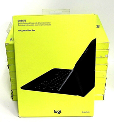 Picture of Logitech CREATE Backlit Keyboard Case -Smart Connector iPad Pro 12.9""
