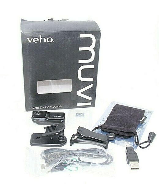 Picture of Broken Veho MUVI Micro Digital Camcorder