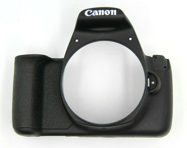 Picture of GENUINE Canon EOS Rebel T6 Front Cover Assembly Repair Part