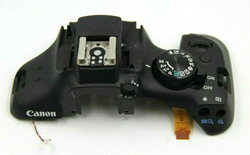 Picture of GENUINE Canon EOS Rebel T6 Top Cover Assembly Repair Part