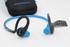 Picture of Plantronics BackBeat Fit Bluetooth Wireless Headphones BLUE for parts repair, Picture 2
