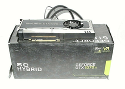 Picture of EVGA GeForce GTX 1070 Ti SC Hybrid , 08G-P4-6278-KR