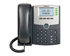 Picture of Cisco SPA504G 4-Line IP Phone with 2-Port Switch PoE and LCD Display, Picture 2