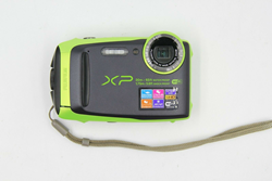 Picture of Fujifilm FinePix XP120 16.4MP Digital Camera For Parts or Repair -