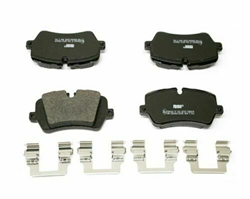 Picture of Brand New | Genuine Brake Pad Set Ferodo FDB4678