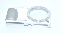 Picture of Panasonic DMC-ZS35 ZS35 Front Cover White Repair Part