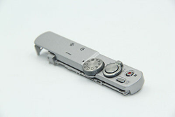Picture of PANASONIC DMC-ZS50 Top Cover Repair Part - SILVER
