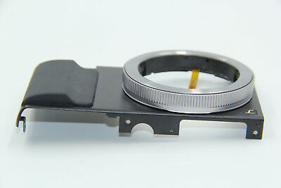 Picture of PANASONIC DMC-ZS50 Front Cover SILVER Repair Part