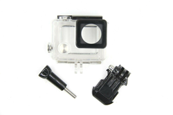 Picture of Genuine GoPro Hero 4 Hero 3 Waterproof Housing Case - #1023