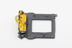 Picture of Sony Alpha A7R III Shutter Unit Assembly Replacement Part Parts