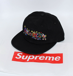 Picture of Supreme Recycle 6 Panel -BLACK- New with tags